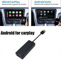 Phone USB CarPlay Android Auto Dongle For Android Car Auto Navigation Player
