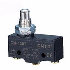 Micro Interruttore Switch Serie CM plastica 1NO+NC 15A 250V IP20 |CNTD-CM-1307