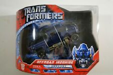 Transformers 2007 Movie Hasbro Offroad Ironhide Voyager Class