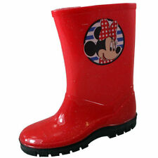 Disney Wellington Boots Slip-on Medium Shoes for Girls