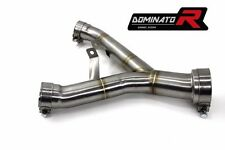DECAT Cat Eliminator Pipe Exhaust DECAT DECATALYST KAWASAKI Z1000 11-16