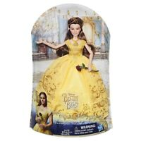 """Disney Beauty and the Beast Enchanting Ball Gown Belle  11.5"""" Doll NEW"""