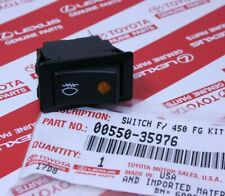 00550-35976 Fog Light Lamp Switch - 4Runner Tacoma - Genuine Toyota Accessory
