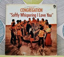 MIKE CURB CONGREGATION - Softly Whispering I Love You [Vinyl LP] USA SE-4821 EXC