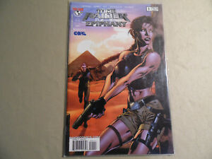 Tomb Raider Epiphany #1 (Top Cow 2003) Free Domestic Shipping