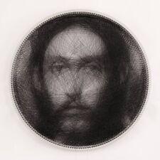 Petro Vreillis Knit #1 New Media Yarn Thread Artwork Saatchi