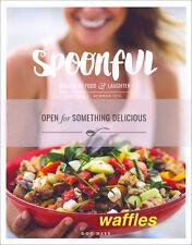 SPOONFUL MAGAZINE * SUMMER 2016 * MINT! BRAND NEW food52 kinfolk