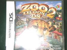 Zoo Tycoon 2 (Nintendo DS, 2008)