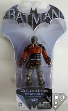 """DEADSHOT DC Collectibles Batman Arkham Origins 8"""" inch Figure Series 2 2014"""