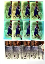 1X VINCE CARTER 1999-2000 Fleer Flair #1 PROMO SAMPLE  PROTOTYPE Bulk Lot availa
