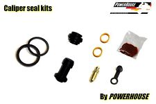 Yamaha WR 400 F rear brake caliper seal repair kit set 1999 2000 2001