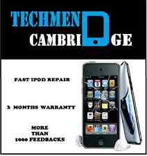 REPAIR REPLACEMENT SERVICE FOR IPOD TOUCH 4 4TH GEN CRACKED LCD SCREEN DIGITIZER