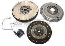 FOR LANDROVER FREELANDER 2.0 TD4 SOLID MASS FLYWHEEL CLUTCH CONVERSION KIT CSC