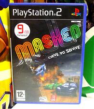 MASHED - PS2 PLAYSTATION -5017783014419- MODENA