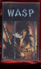 W.A.S.P.-INSIDE THE ELECTRIC CIRCUS MUSICASSETTA MC MC7 K7 NEW SEALED