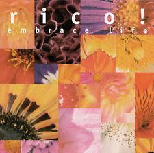 Rico : Embrace Life CD New Sealed Rare