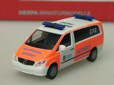 Herpa Mercedes Vito Bus Nef vigili del fuoco Hürth - 091985 - 1/87