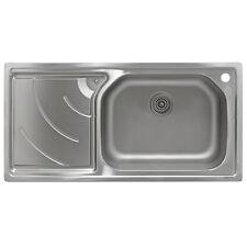 Bad- & Küchen-Spülen | eBay | {Spülbecken edelstahl gebürstet 22}