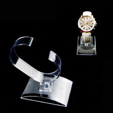 Hot Holder Display Plastic Show Fashion Good Stand Rack New For Wrist Watch h