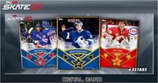 19-20 THREE STARS W15 SET OF 3 VASILEVSKIY/DEANGELO+ Topps NHL Skate Digital