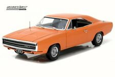 1970 DODGE CHARGER 500 HEMI GREENLIGHT 19028 1/18 DIECAST CAR