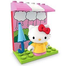 Mega Bloks Hello Kitty - Rainy Day (10813) ~ NEW