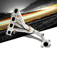 Manzo Stainless Steel Exhaust Header Manifold For 01-03 Protege/02-03 Protege 5