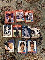 San Diego PADRES Sandy ROBERTO ALOMAR Andy Benes Joey Cora Derek Lee 10 Card Set
