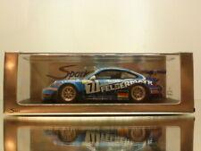 SPARK S1902  PORSCHE 997 GT3 RSR TEAM SEIKEL #71 - LM07 - 1:43 - MINT IN BOX