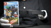 Ring Fit Adventure Accessory Bundle Nintendo Switch Game  - 'The Masked Man'
