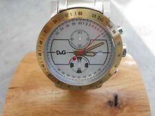 Scarce Dolce & Gabbana Men's Chronograph Watch
