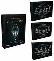 Elder Scrolls Call To Arms Introductory Bundle Core Rules + All Starters!