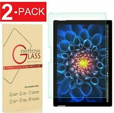 (2 Pack) Surface Pro 6 / pro 4/ Surface pro 2017 Tempered Screen Protector 12.3""