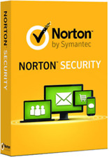 Norton Security 2018 - 1 Pc/Mac - 1 Year - Keys only No CD