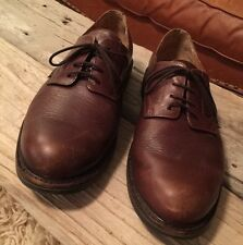PRICE REDUCED!! MEPHISTO Air-Relax GOODYEAR WELT LEATHER Laced Shoes US 11 BROWN