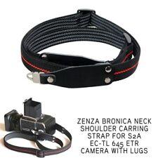 Zenza Bronica Neck Shoulder Quick Carrying Strap For S2a EC-TL 645 ETR Camera Z