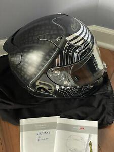 HJC RPHA 11 Pro (Star Wars Kylo Ren) Helmet Medium M Motorcycle
