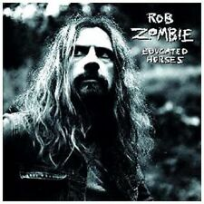 Rob Zombie Educated Horses CD NEW SEALED Foxy, Foxy/Let It All Bleed Out+
