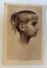 CPSM. Maroc. ENFANT DU SOUS. Braun & Cie. Imp. Éditeurs.