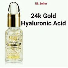 24K Gold Hydrolic Acid Painless Face Peel Pore Shrinking Skin Tightening Serum