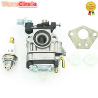 NEW CARBURETOR FOR EARTHQUAKE HUSKEE MC43ETSC MC43TSC TILLER CULTIVATOR