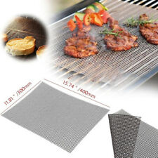 Barbecue Téflon Tapis Anti-adhésif Filet De Cuisson BBQ Grill Non Maille Net Pad