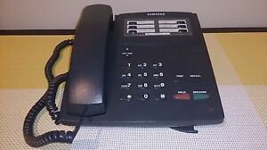 3x Samsung digital telephone handsets KPDCS6 Euro 6B standard