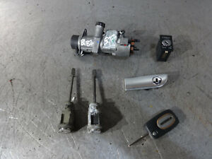 Audi TT 8N 1998-2006 MK1 225 Quattro Ignition barrel, door locks + key set vgc