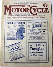 September Motor Cycle 1st Edition Transportation Magazines
