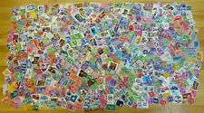 UNITED STATES/USA 500 Off-Paper Stamps Collection.