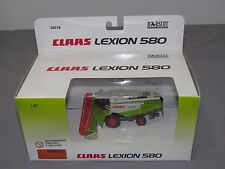 Claas Lexion 580 Combine With Grain Head By Norscot 1/87th Scale NEAT DETAIL