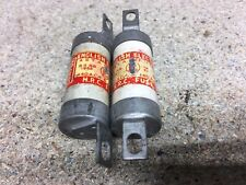 30 Amp OLD STYLE/vintage Fuse English Electric Tia 30 x2