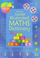 Usborne Junior Illustrated Maths Dictionary By Tori Large (Paperback, 2010)