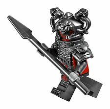 2017 LEGO NINJAGO Rivett Minifigure W/ weapon From Set 70621 New